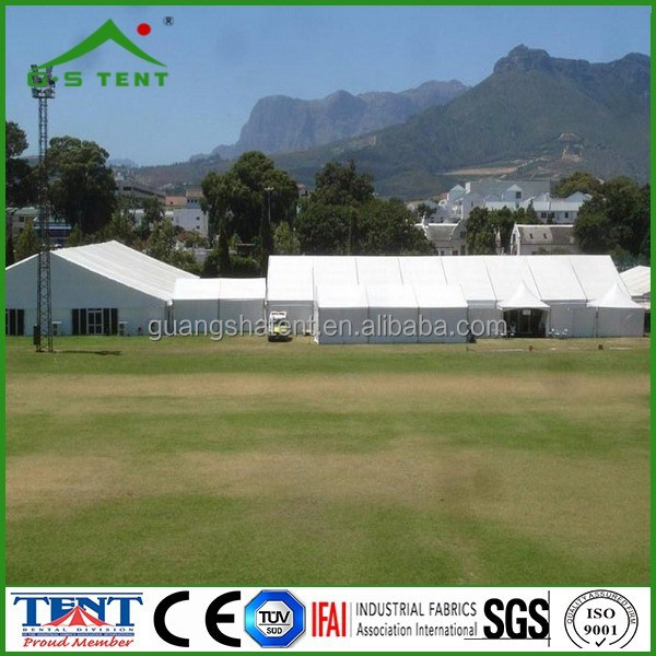 decorating church edding party 30x50 aluminum frame tent