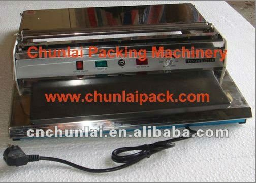 HW-450 hand cling film wrapping machine