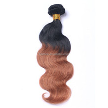 chinese wholesale body wave ombre human hair extensions,natural peruvian virgin hair