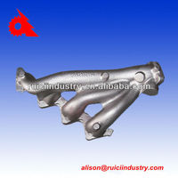 Sand casting car flexible tube pipes