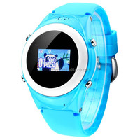 2016 new arrival gps kids security tracker smart watch