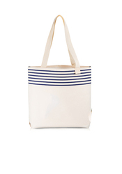 Lady Convention Stylish Canvas Tote Bags for Promotion