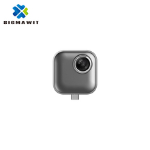 360 Degree VR Cam 3D Panoramic Action Camera Virtual Reality
