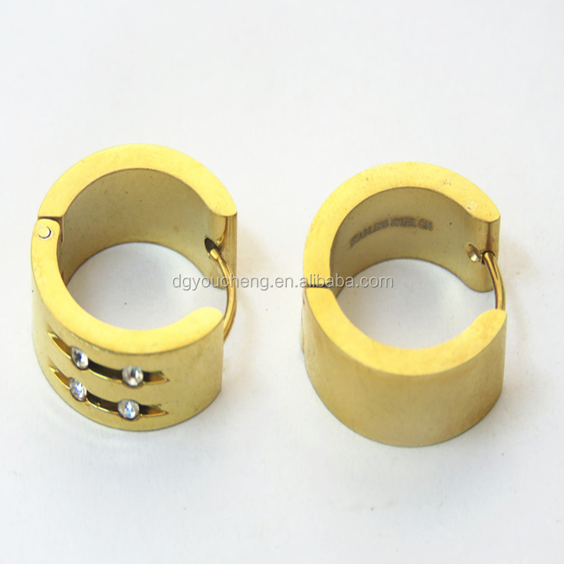 New Fashion Cloud Gold Plated Body Piercing Jewelry