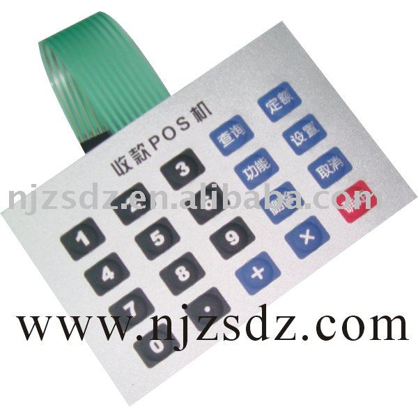 membrane keyboard switch( For electronic equipment)
