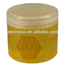 vanilla suger wax depil oil based