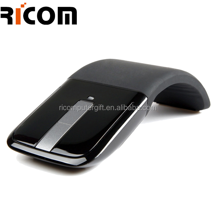 touch wireless mouse,foldable 2.4ghz wireless arc touch mouse,touch wireless mouse for microsoft