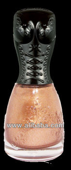 Scandal Cosmetics Nail Polish 5102 Gold Brown