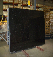Superior Design Different Edges Black Galaxy Granite Kitchen Countertop and black granite prices