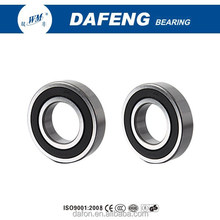 Motorcycle Bearings 6204 ZZ,2RS Deep Groove Ball Bearing