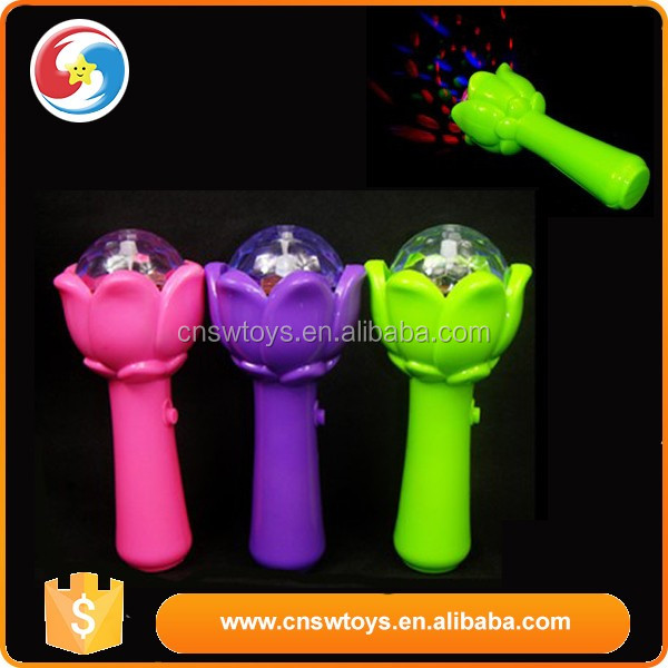 party light flash rolling kid gift wand