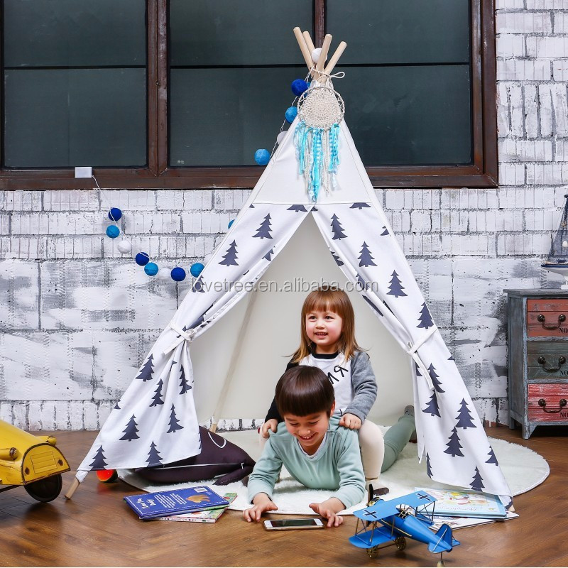 Ninghai Lovetree Outdoor Kids Bed Play Tent Teepee Toys Boys