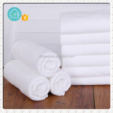 China wholesale High quality 100% Cotton white Towel for hotel spa