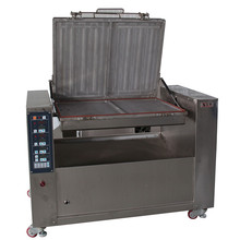 Auto PLC control industrial usage electric sandwich grills/steak grilled machine