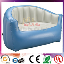 cheap giant advertising self inflating inflatable sofa with best quality