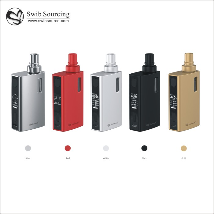 Joyetech All in One Device With TFTA Tank Technology eGrip II 80W 2100mAh Starter Kit