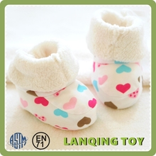 Manufacturer Winter Fancy Soft Sole Baby Shoes