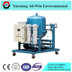 vacuum filtration waste black car engine oil purification machine