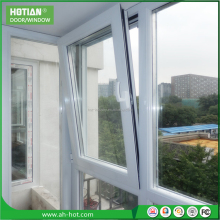 Tilt and Turn Window Hinges PVC Window Profile Scrap Double-hung/ vertical Casement Screen Window