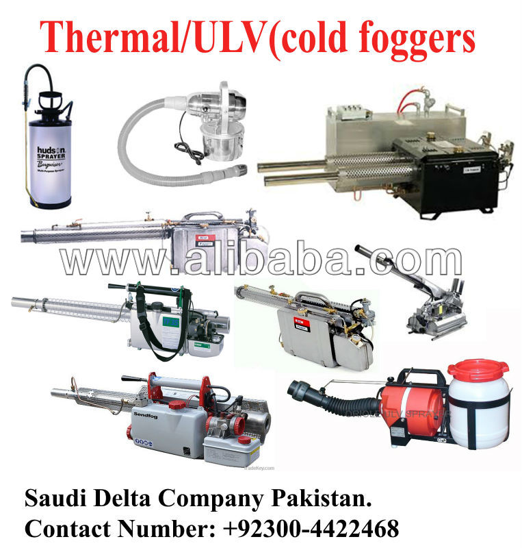 Used Thermal Foggers
