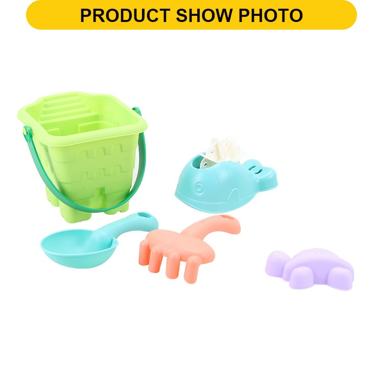 5pcs Sand Toys Good Quality Plastic Sand beach product