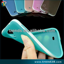 latest hot sale tpu/pc mobile phone case/cover for galaxy s4
