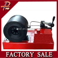 PSF-M75 6-27mm manual hydraulic hose clamping machine