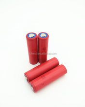 3500mAh Sanyo 18650 3.7V rechargeable lithium flashlight NCR18650GA 10A