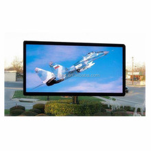 Under Sun Outdoor Led Advertising Screen p5 p6 p8 Video Wall panel with Aluminum