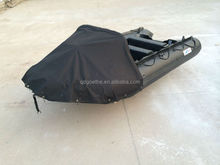 Goethe Cheap inflatable boat 4.3m aluminum with CE certification