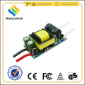 (8-12)x1w led driver constant current