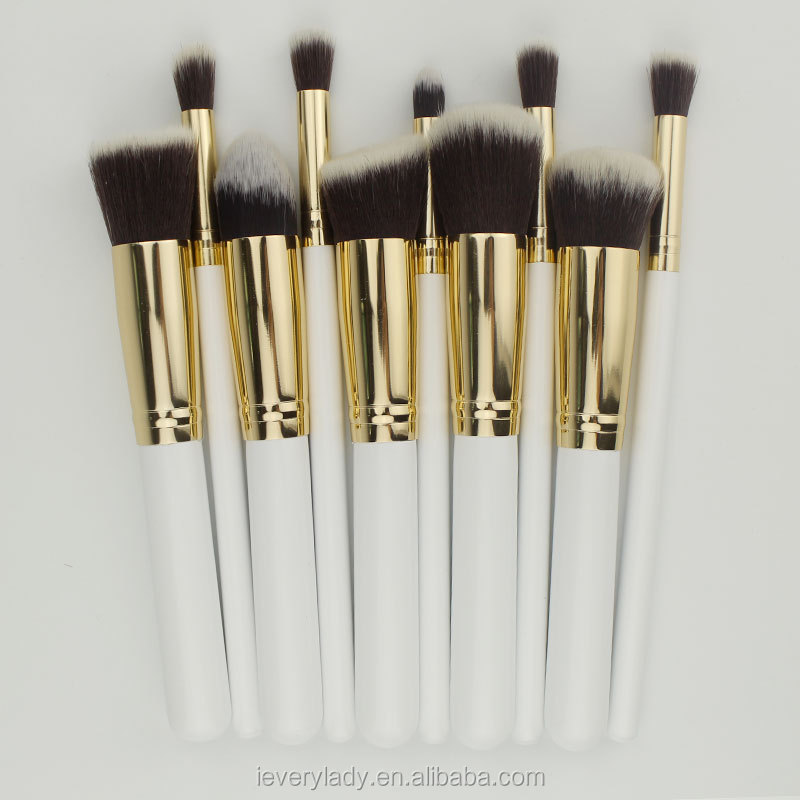 Shenzhen manufacturer brushes makeup cosmetic make up brush roll