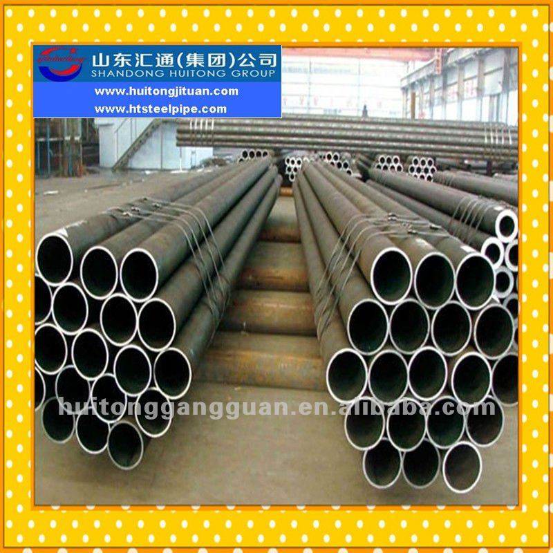 "1/2"" to 14"" ASTM A106/A53/A315/A210 Low Carbon Steel Seamless Different Types of Pipe"