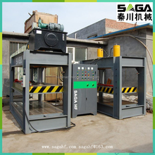 SAGA YX80-SA High Frequency Plywood Press Machine Of Dielectric Heating