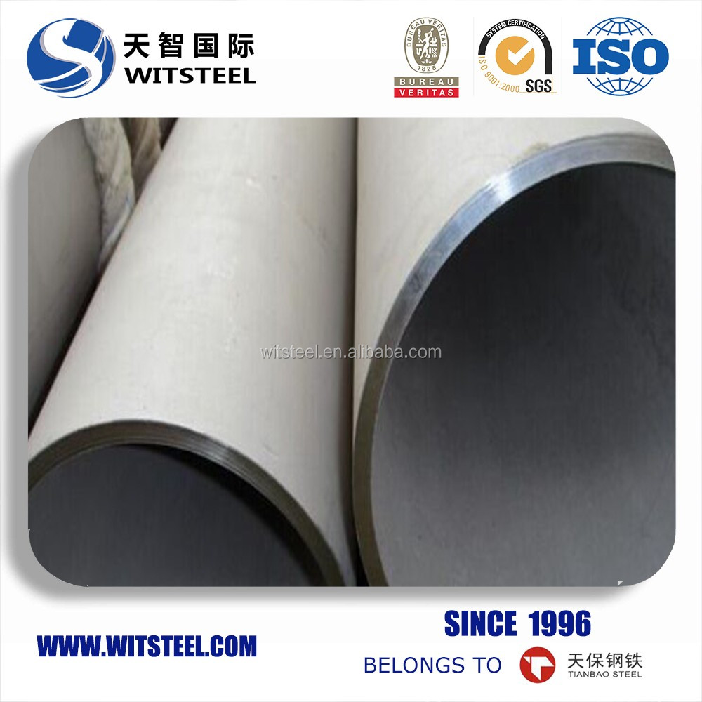 bare 300 series steel grade316 seamless steel pipe with low price