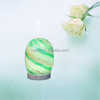 Innovative unique glass ultrasonic electric aroma diffuser humidifier