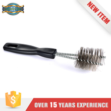 Oem Factory China Bbq Tool Plastic Handle Twisted Rotary Brush