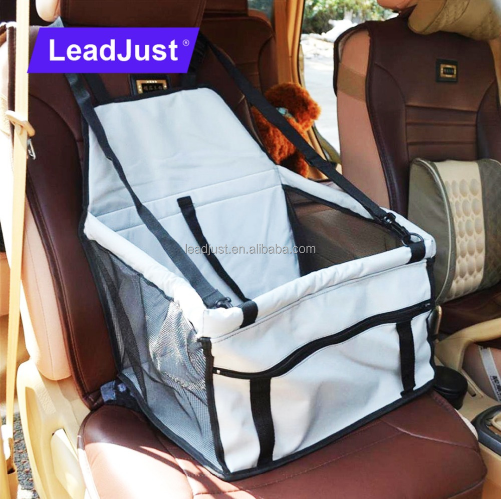 Pet Carrier Dog Sling Booster Box Dog Car Seat Carrier Wholesale