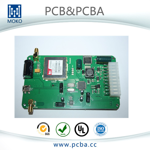 Fr4 double-sided GPS Printed Circuit Board
