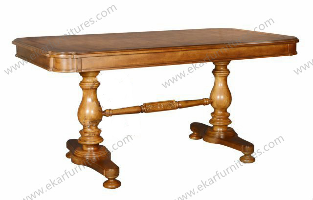 Wholesale 6 Seaters Wooden Dining Table And Chair