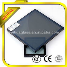 Curtain Wall Window Laminated Glass insulated glass door inserts