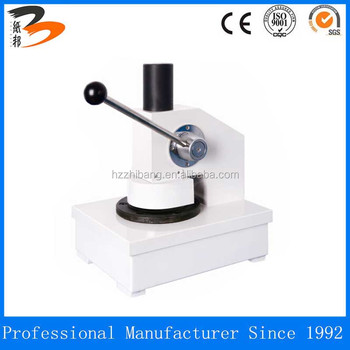 ZB-DLD100 Punch and Die round cutter
