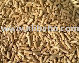 Soft Wood pellets for animal bedding