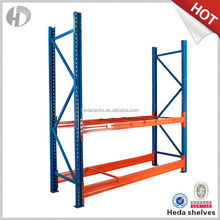 China Factory Steel Selective warehouse pallet heavy duty power bicycle rack
