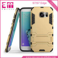 Great design fashion phone cases For Galaxy S7 3IN1 Shockproof case for Galaxy S7 S7 Edge