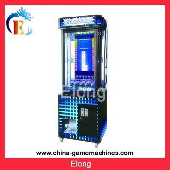 HOT sale Pile up prize game machines- Stack 2 win