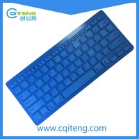 Hot Item Super Wireless Slim Colorful Bluetooth Keyboard for Ipad Android