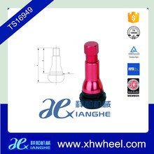 Long Colorful Sleeved Tire Valves for TR413AC