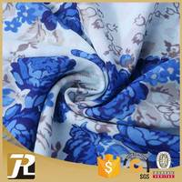 Latest Style Solid low price rayon care label fabric