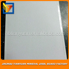 pvc gypsum board back with aluminum foil ceiling